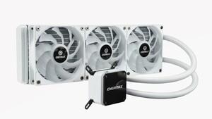 Liqmax III ARGB 360 White: Kompaktwasserkühlung erhält alternativen Anstrich