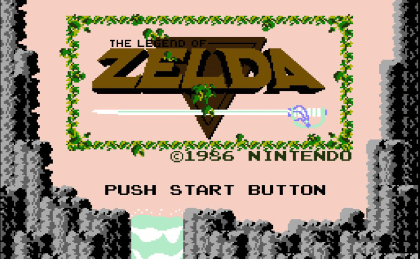 The Legend of Zelda von 1986