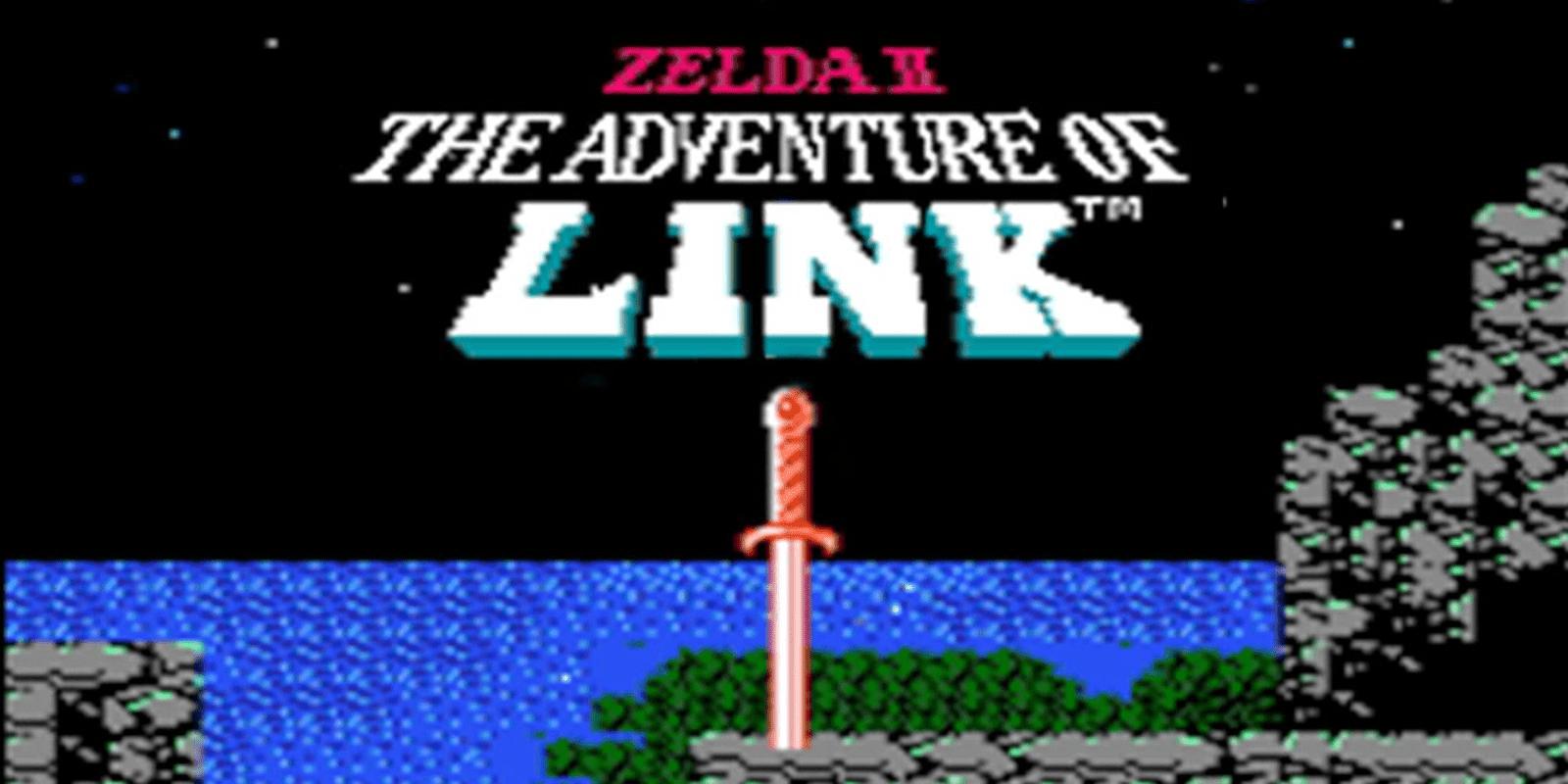 Zelda II: The Adventure of Link von 1987