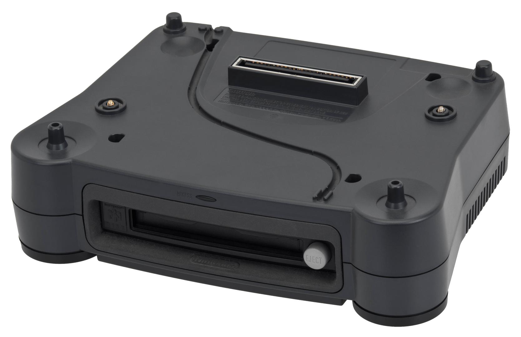 64DD-Erweiterung für den Nintendo 64