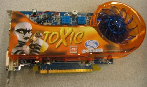 Sapphire Radeon X700 Pro Toxic   Quelle: The Inquirer