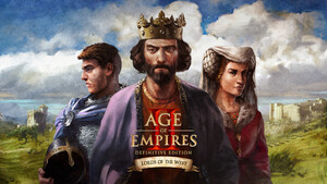 Age of Empires 2 Definitive: Lords of the West bringt zwei Völker und drei Kampagnen