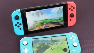 Verkaufszahlen der Konsolen: Nintendo Switch erreicht 60% Marktanteil in 2020