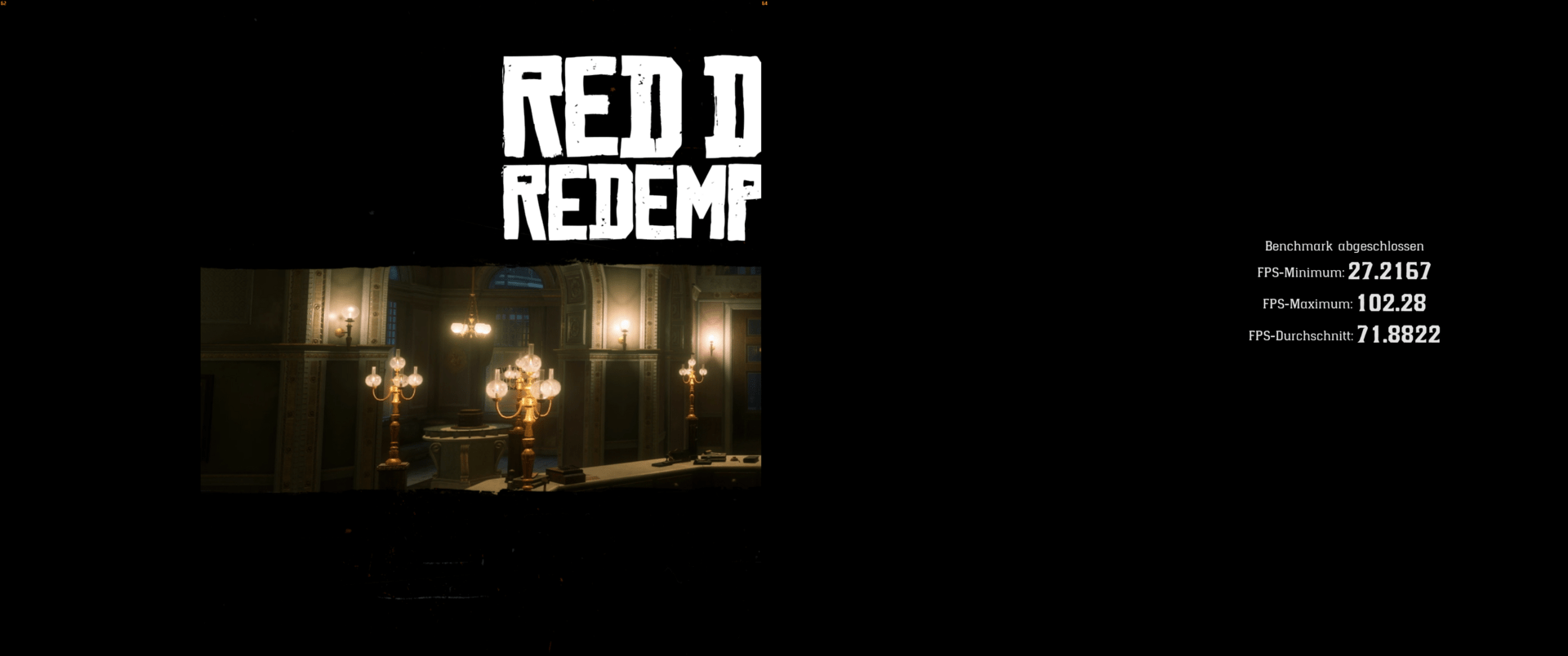 Red Dead Redemption 2 Smart Access-Speicher