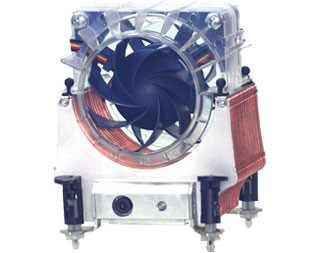Verax Polargate in der Kupfer-Version