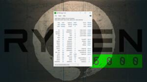 ZenTimings v1.2.2: Monitoring-Tool für RAM-Optimierung unterstützt Dali