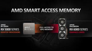 AMD Smart Access Memory: Resizable BAR macht auch unter Linux Fortschritte
