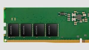 Arbeitsspeicher: Adata rüstet sich mit MSI und Gigabyte für das DDR5-Debüt