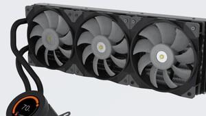 Thermaltake Toughliquid: Zwei neue AiO-Kühler starten mit mehr Kühlfläche