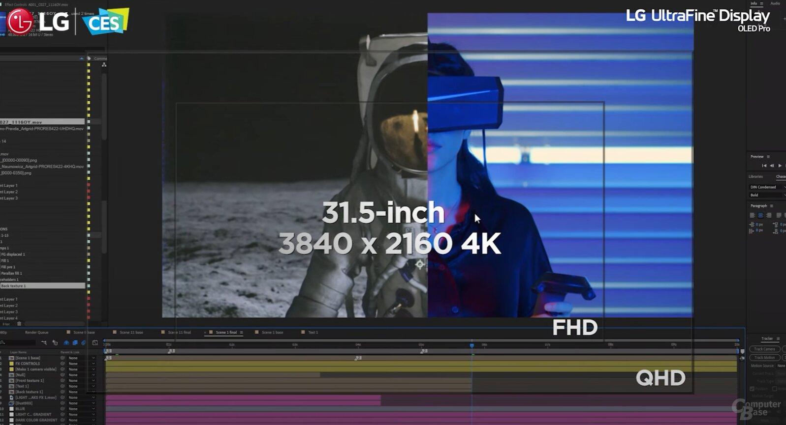 LG UltraFine 32EP950 OLED Pro