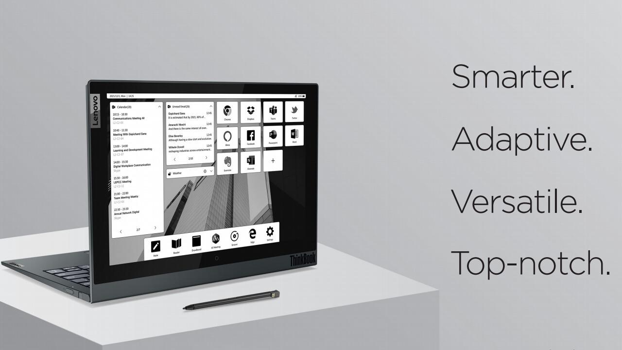 Lenovo ThinkBook: In 14 und 16 Zoll mit AMD Ryzen, in 13 Zoll mit Tiger Lake