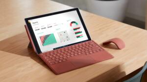 Surface Pro 7+: Refresh mit größeren Akkus, Wechsel-SSD und Tiger Lake