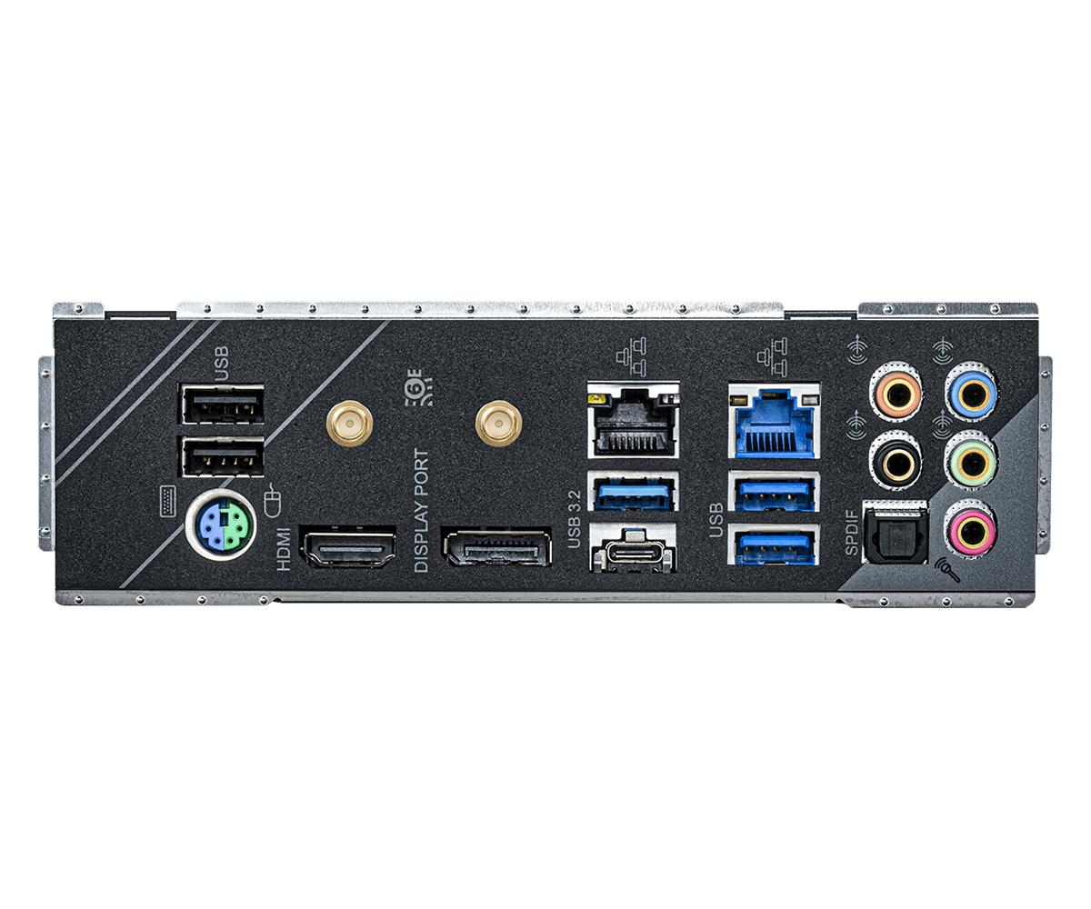 ASRock Z590 Extreme WiFi 6E