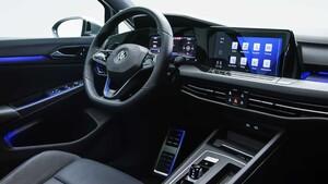 Infotainmentsystem: VW ruft 56.000 Golf VIII zurück in die Werkstatt