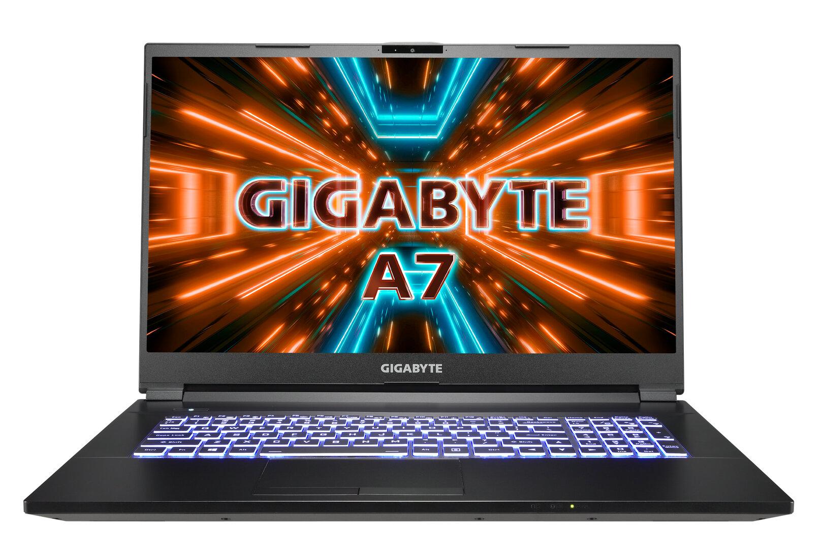 Gigabyte A7 mit RTX 3000 und AMD Cezanne