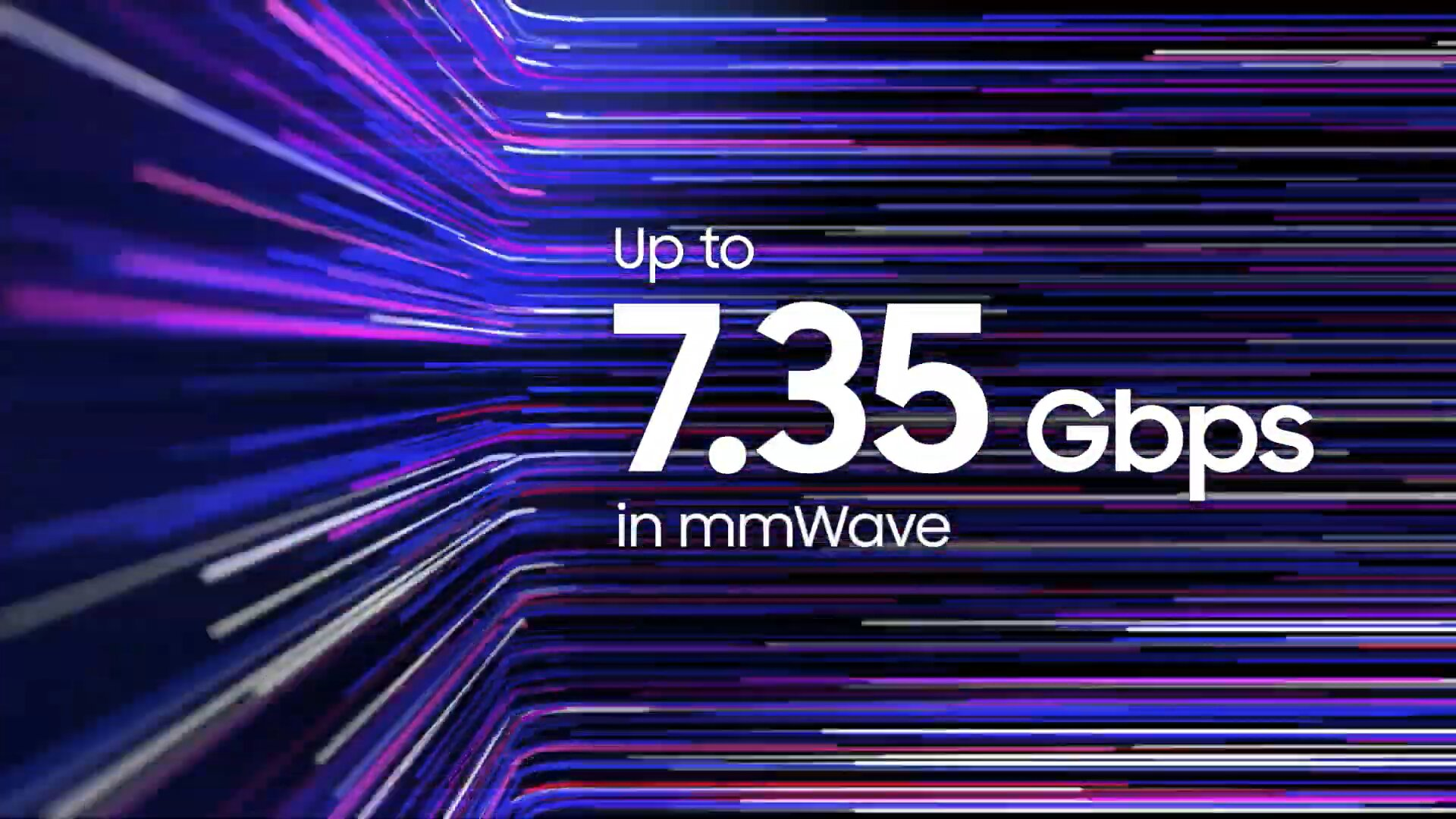 7,35Gbit/s im Downlink über mmWave