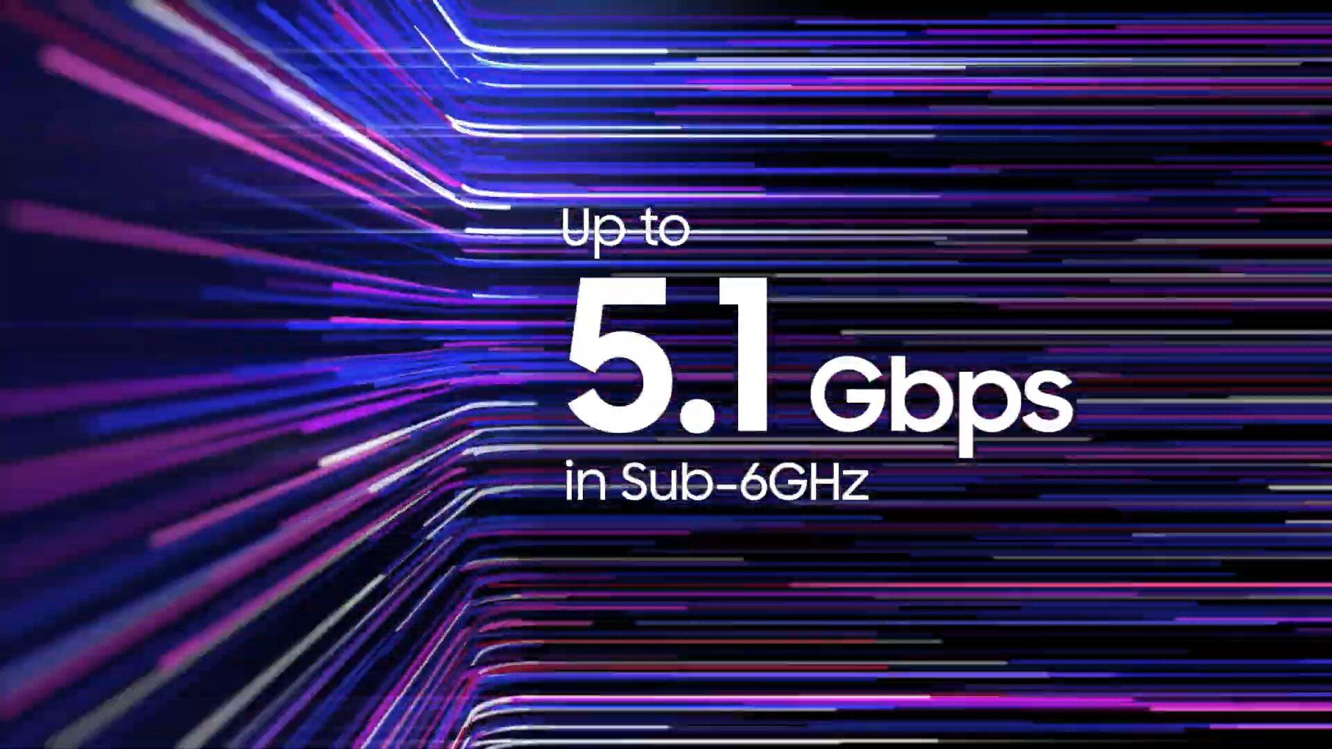5,1Gbit/s im Downlink über mmWave