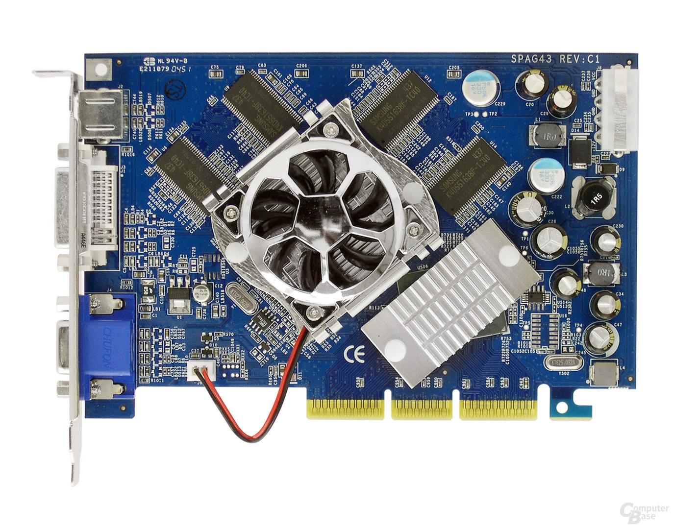 Sparkle 6600 AGP
