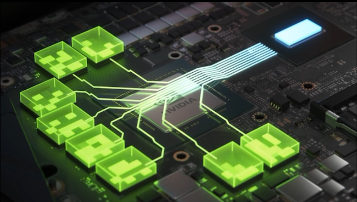 Nvidia introduce un nastro di dimensioni variabili tramite l'aggiornamento del firmware GeForce RTX 3000 a marzo