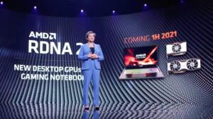 AMD Radeon RX 6000: RDNA 2 für Notebooks und neue Desktop-GPUs bis Juli