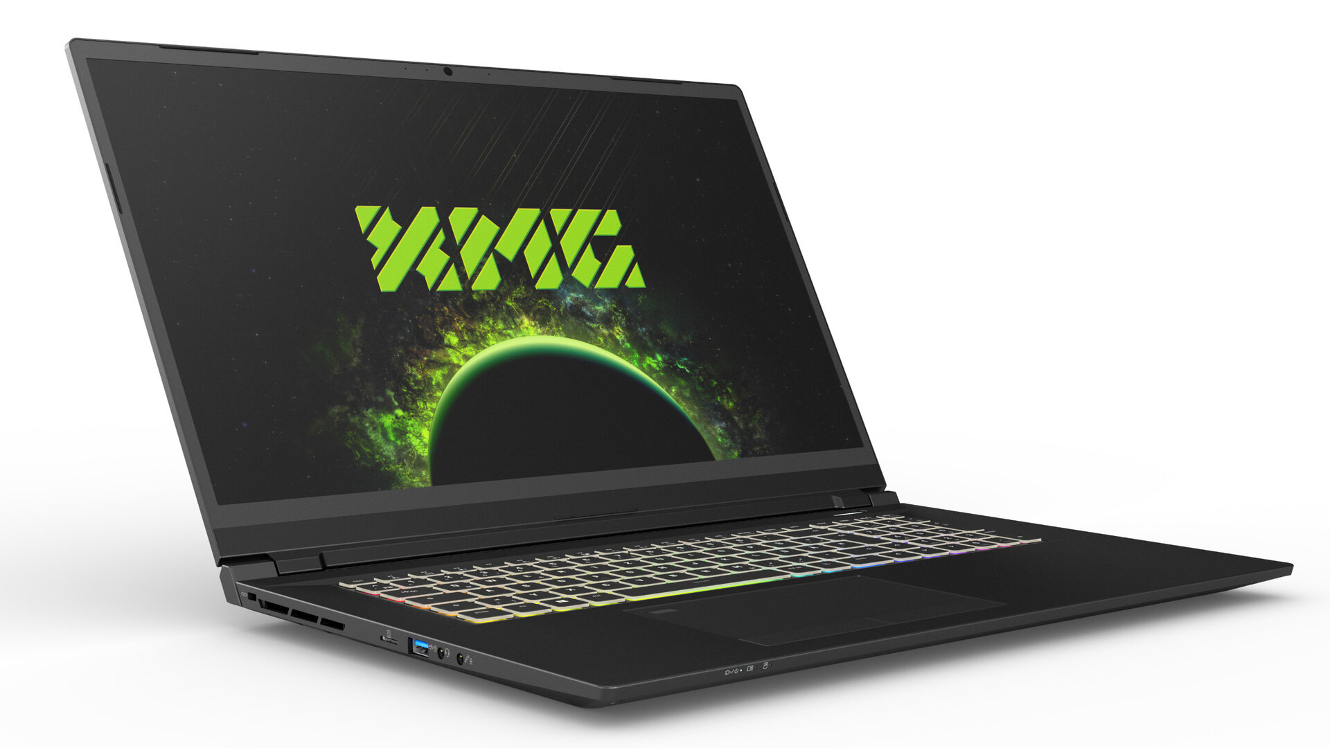 XMG Pro 17 (E21) mit GeForce RTX 3000 und Intel Core