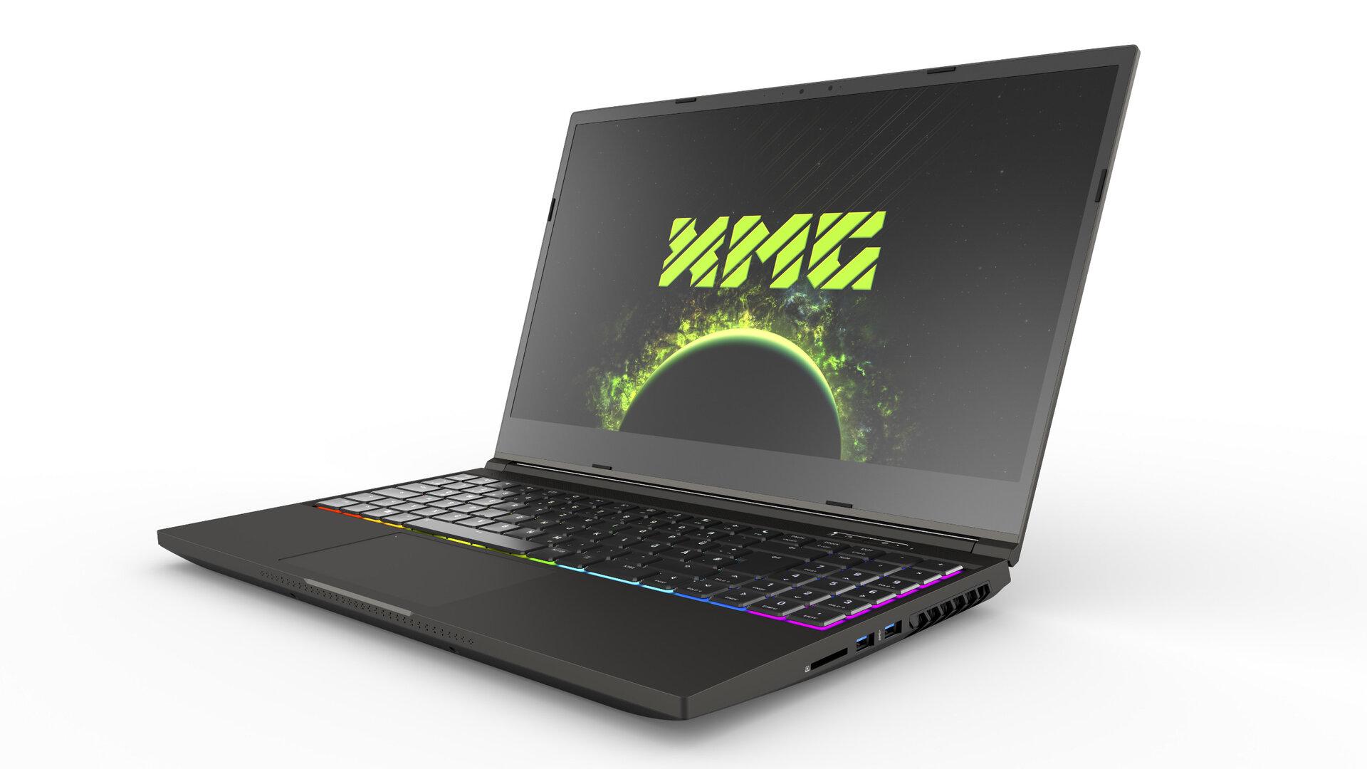 XMG Neo 15 (E21) mit GeForce RTX 3000 und AMD Ryzen