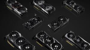 Nvidia GeForce RTX 3060: Custom-Designs von Gigabyte, EVGA, Inno3D, MSI und Zotac
