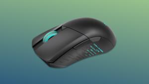 ROG Gladius III Wireless: Asus stellt Funkmaus mit optischen Omron-Tastern vor