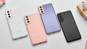 Samsung Galaxy S21 und S21+: Neues Design und neuer Chip zu reduzierten Preisen*
