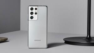 Samsung Galaxy S21 Ultra: Das wahre Flaggschiff mit SPen und allen Schikanen