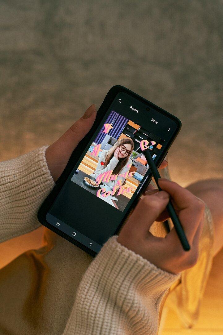 Samsung Galaxy S21 Ultra mit S Pen