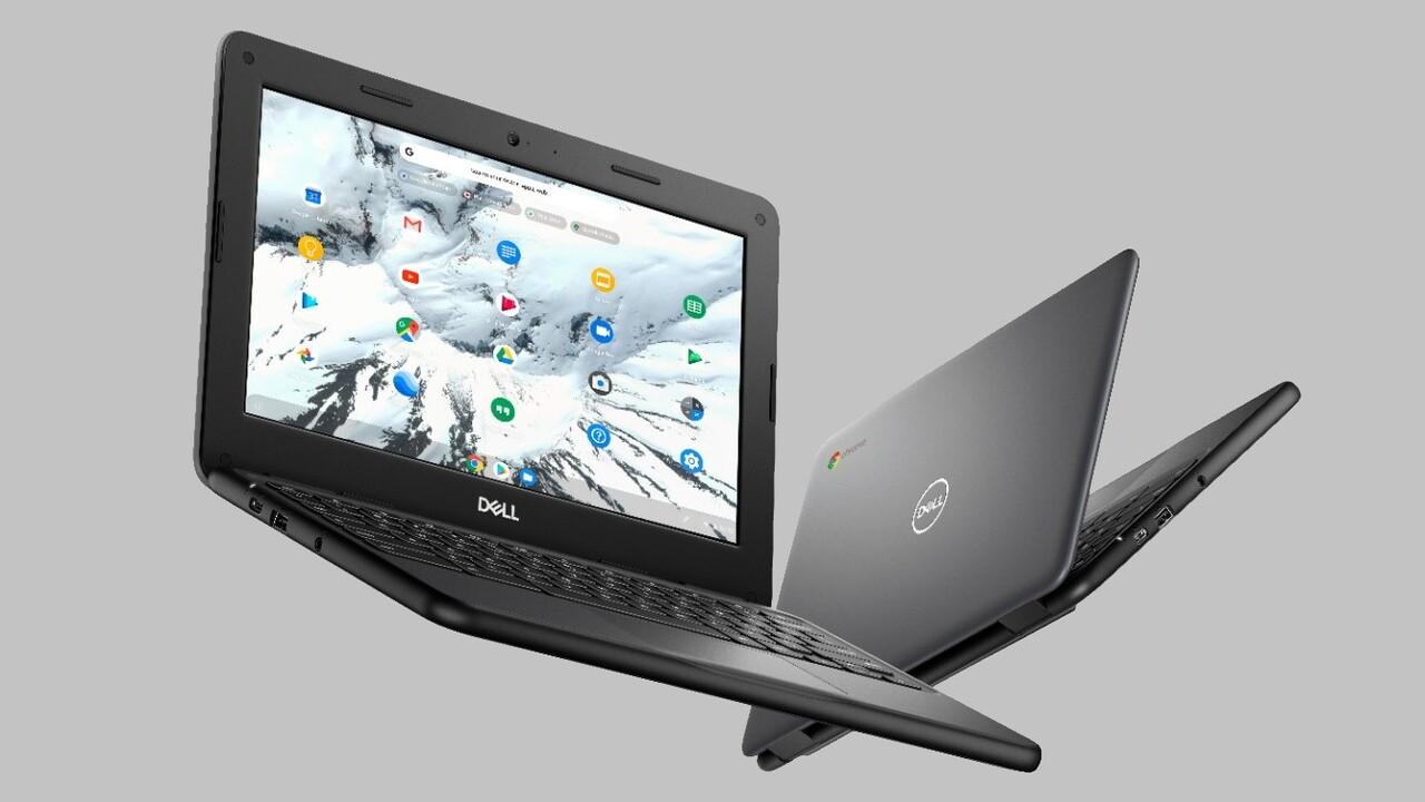 Homeschooling: Dell bringt Latitude 3120 und Chromebook 3100