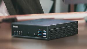 XPC DA320: Mit Picasso-Barebone wagt Shuttle die Rückkehr zu AMD