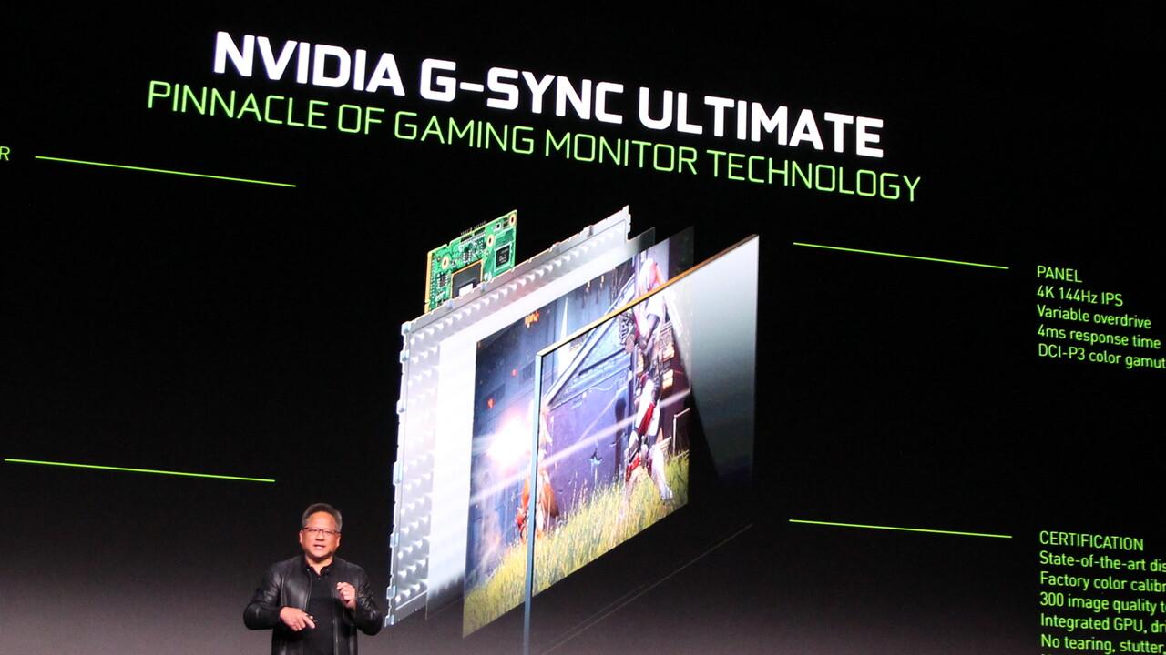 G-Sync Ultimate: Nvidia lockert offenbar Anforderungen an Monitore