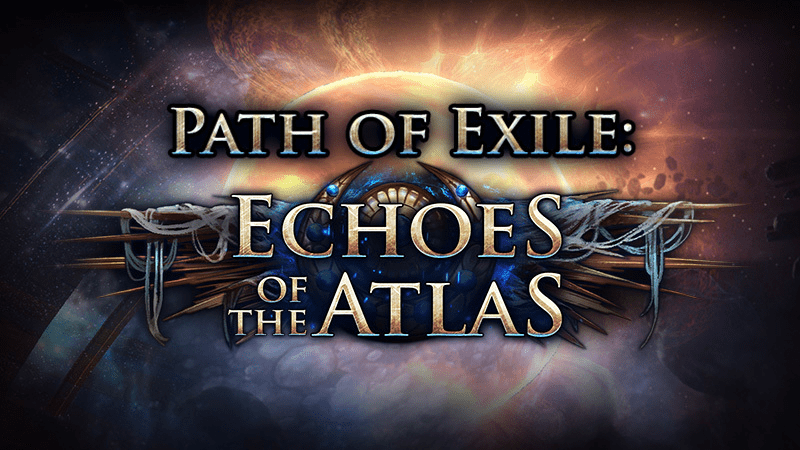 Path of Exile: Echoes of the Atlas ging am 15. Januar live