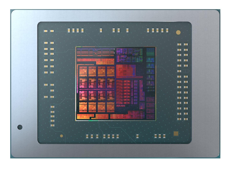 AMD Cezanne alias Ryzen 5000 Mobile – Die on Chip