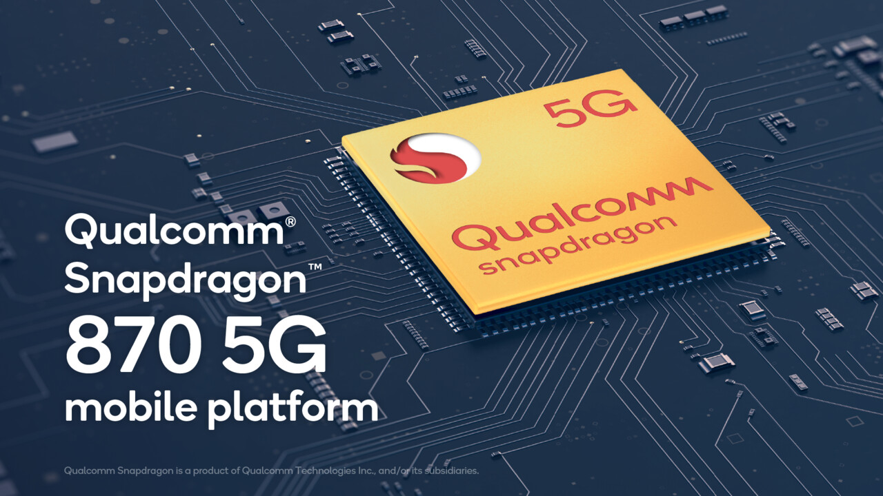 Snapdragon 870: Qualcomm geht auf 3,2GHz im Smartphone