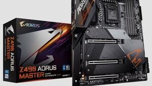 BIOS-Update: F20a macht auf Z490-Boards von Gigabyte Probleme