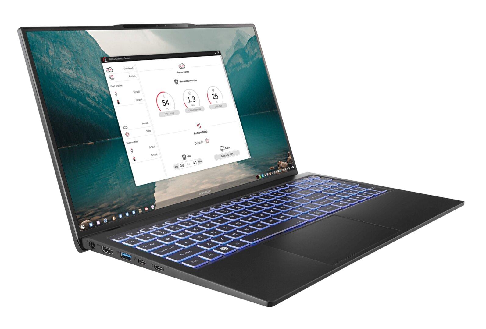 Tuxedo InfinityBook S 15