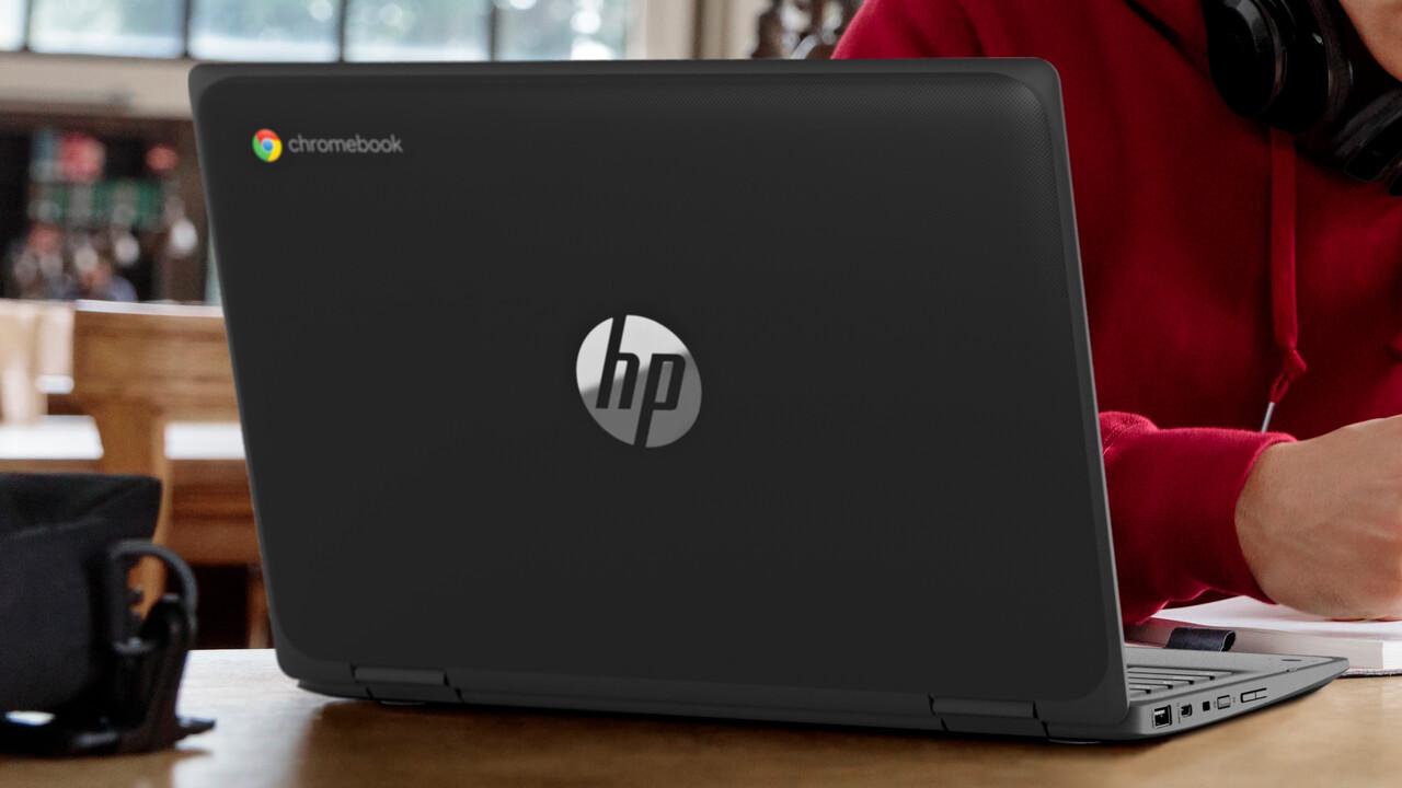 Chromebooks in 12 Zoll: HP setzt bei Chrome-OS-Notebooks auch auf MediaTek
