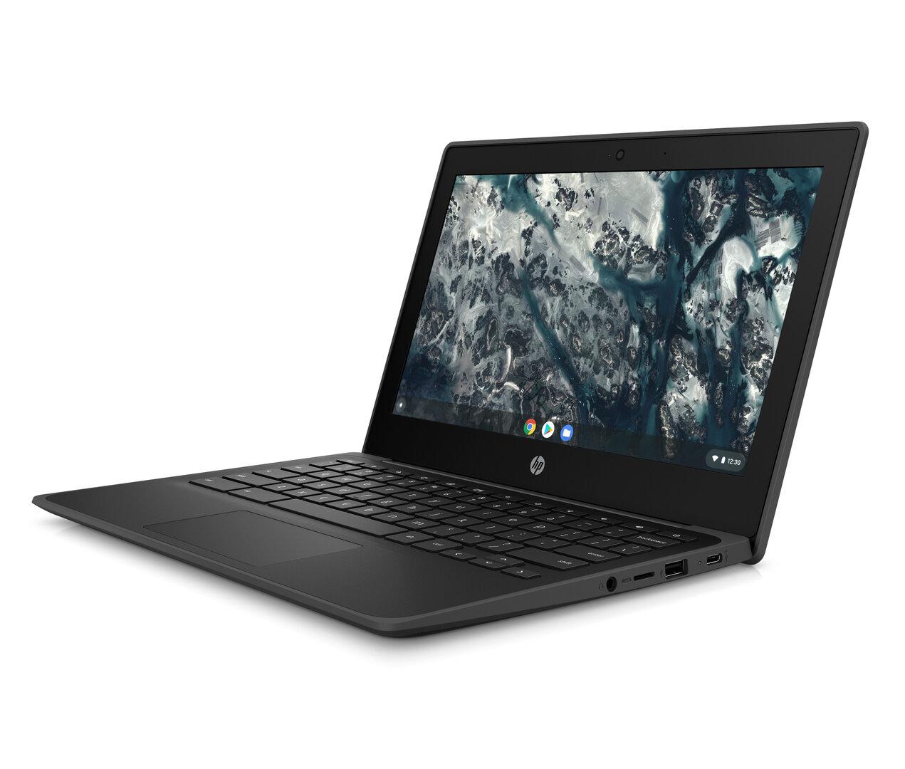 HP Chromebook 11MK G9 EE (Jet Black)