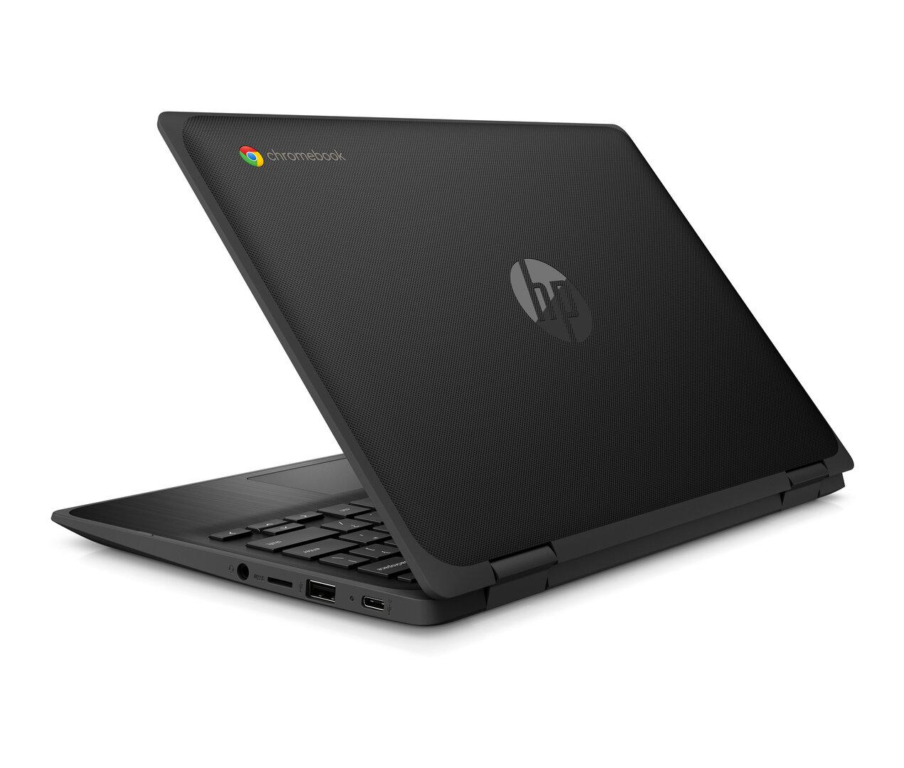 HP Chromebook x360 11MK G3 EE (Jet Black)