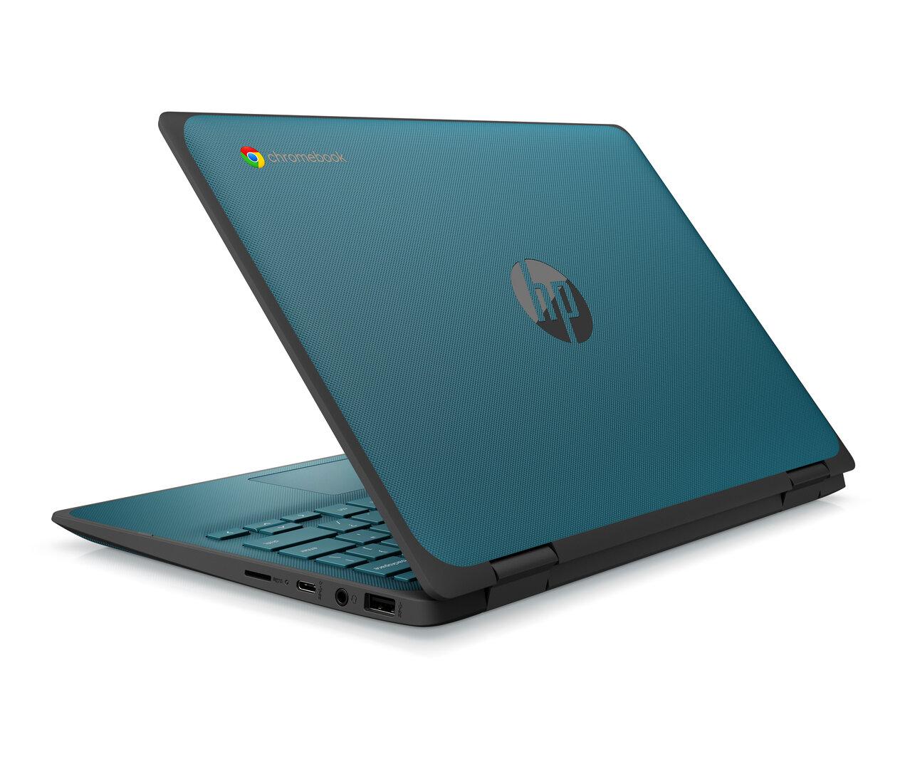 HP Chromebook x360 11 G4 EE (Nautical Teal)