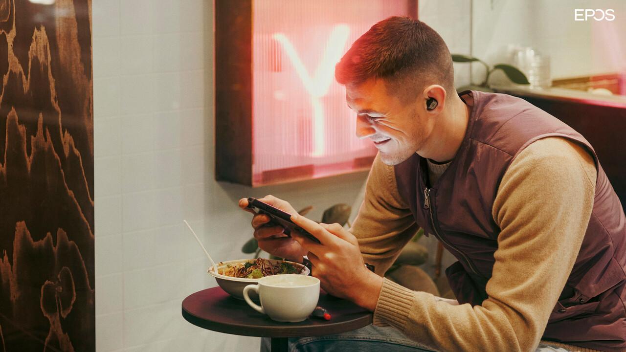 Epos GTW 270 Hybrid: Kabellose In-Ears für Switch, PlayStation, PC & Smartphone