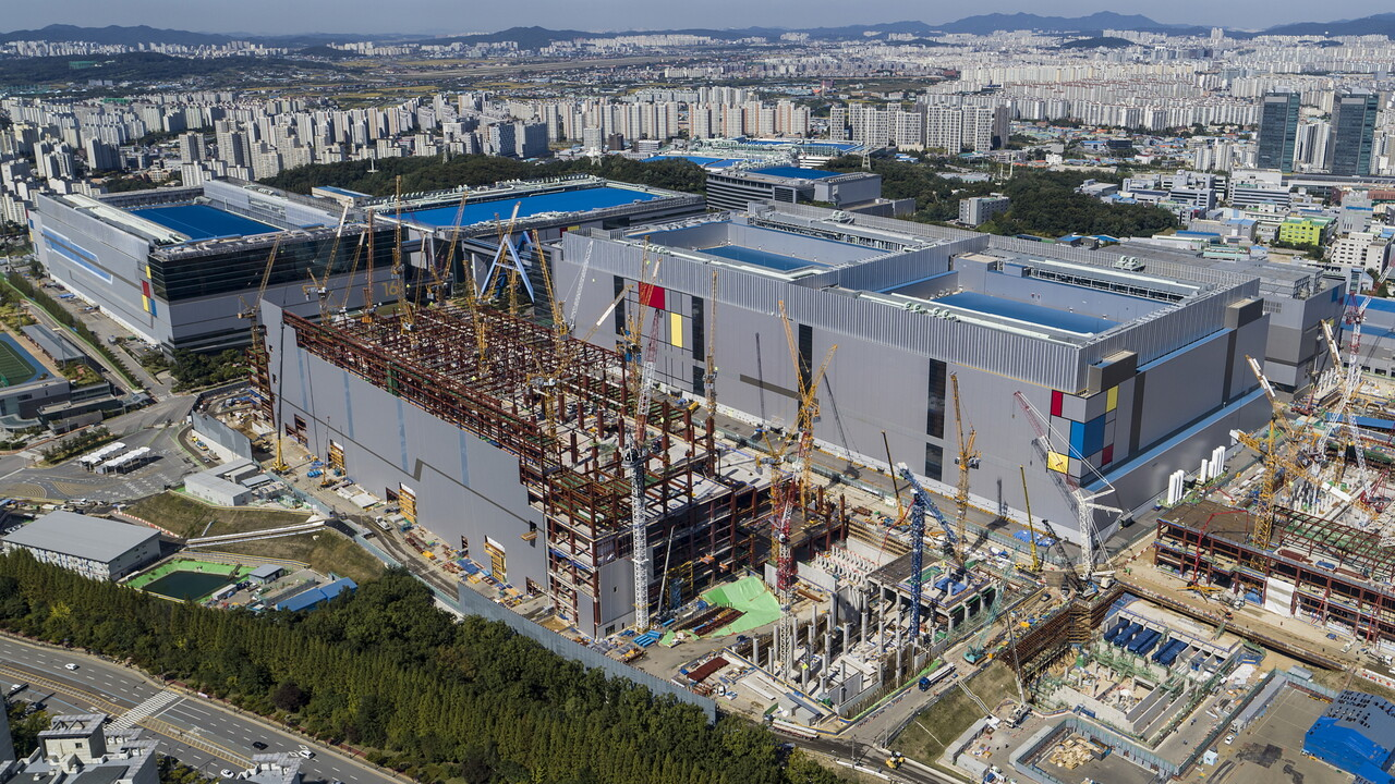 Fabrik-Neubau: Samsung will über 10 Mrd. USD in den USA investieren