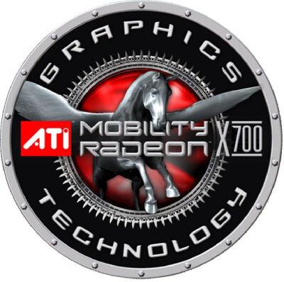 ATi Radeon Mobility X700