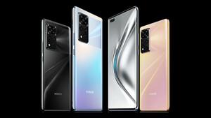 View 40: Honors erstes Smartphone nach dem Huawei-Verkauf