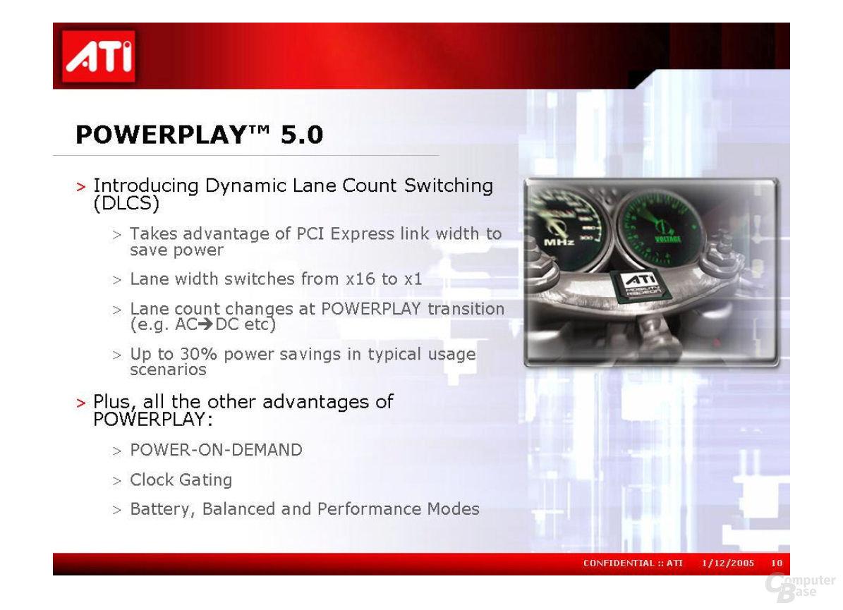 ATi Radeon Mobility X700 Folie 2