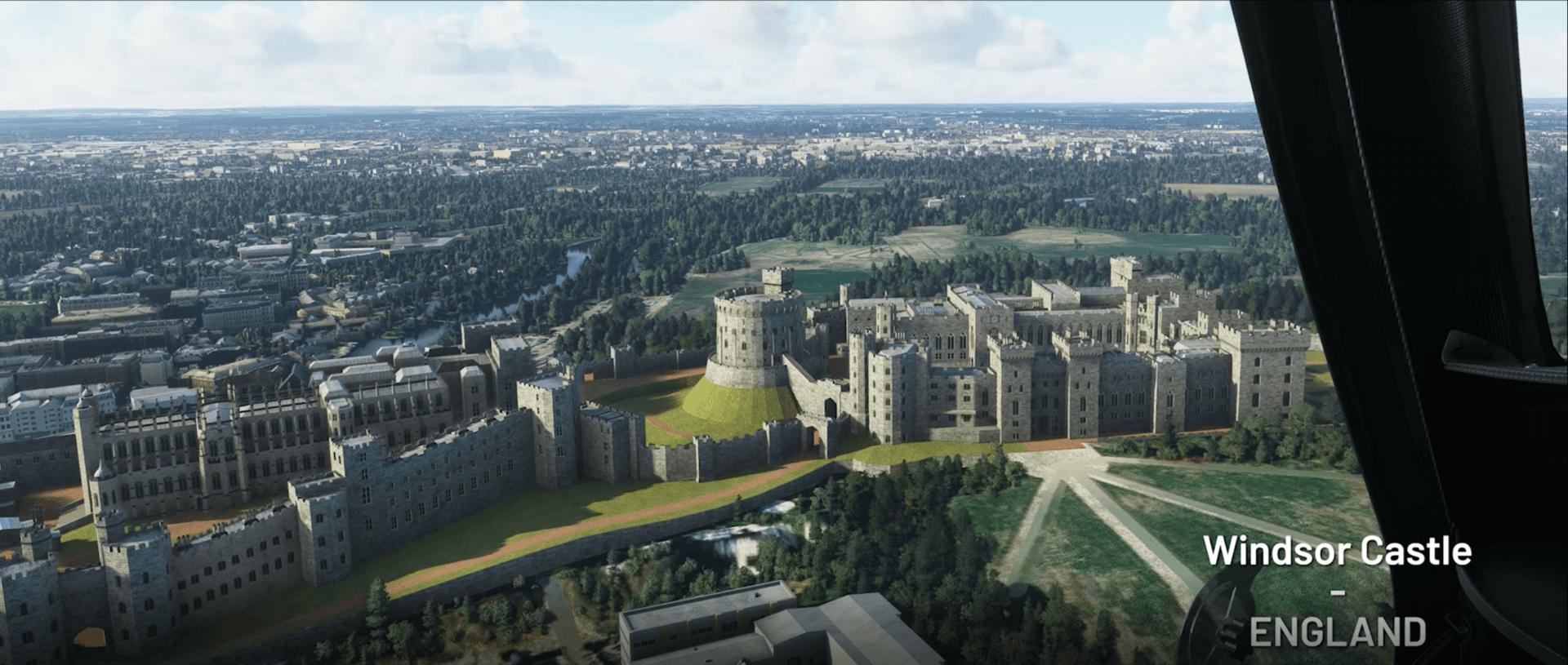 World Update 3: Großbritannien – Windsor Castle