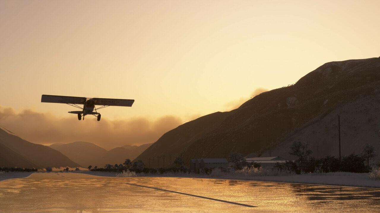 Microsoft Flight Simulator: Das kostenlose World Update 3 verspätet sich